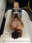 Black Girl Hogtied